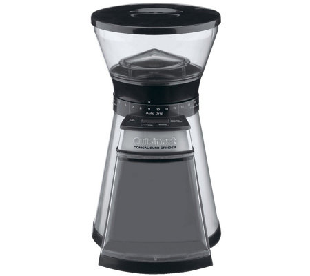 Cuisinart CBM-18 Programmable Conical Burr Mill