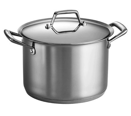 Tramontina Gourmet Prima 8-quart Covered StockPot