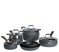 Epicurious Hard Anodized 11-Piece Cookware Set - K305611