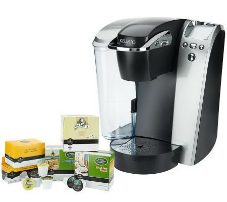 Keurig Platinum Series Quiet Brewer w/ 66 K-Cups & Water Filter