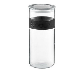 Bodum Presso Glass Storage Jar, 68 oz - K299912