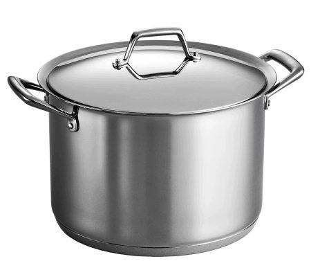 Tramontina Gourmet Prima 12-quart Covered StockPot