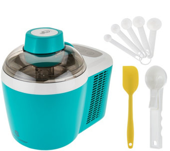 CooksEssentials 3/4qt Thermo-Electric Ice Cream Maker - K44612