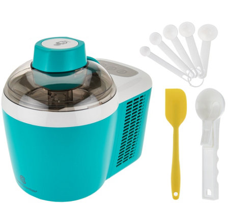 Cook's Essentials 3/4 qt. Thermo-Electric Ice Cream Maker