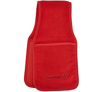 Cooking Buddy Terrycloth Towel and Pot Holder by Campanelli - K45812