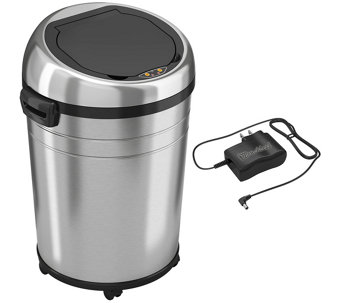 itouchless 18-Gal Commercial Size Trash Can - K126815