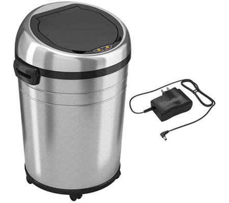 itouchless 18-Gal Commercial Size Trash Can