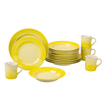 Le Creuset 16-piece Dinnerware Set - K297115