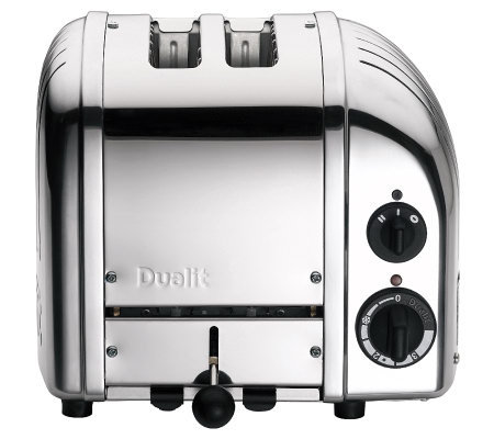 Dualit 2-Slice NewGen Toaster - Chrome