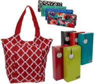 California Innovations S/5 Insulated Totes w/ Gift Boxes