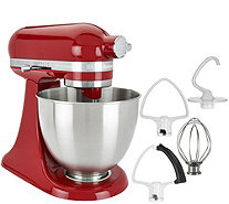 KitchenAid 3.5qt. Artisan Stand Mixer with Flex Edge Beater - K45915