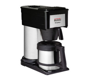 BUNN BTX-B ThermoFresh 10-Cup Home Carafe Coffee Brewer - K121116