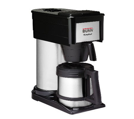 BUNN BTX-B ThermoFresh 10-Cup Home Carafe Coffee Brewer