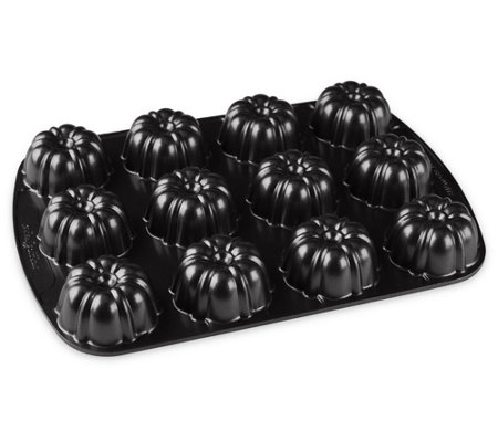 Nordic Ware Bundt Brownie Pan