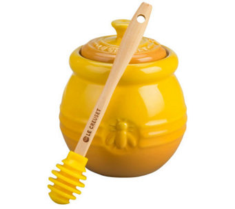 Le Creuset 16-oz Honey Pot - Dijon - K133416
