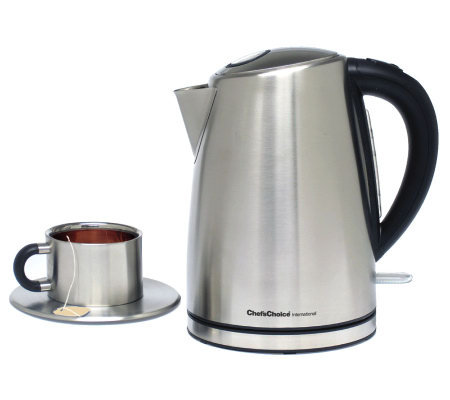 Chef's Choice Cordless Electric Kettle 681