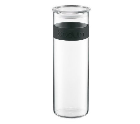 Bodum Presso Glass Storage Jar, 64 oz