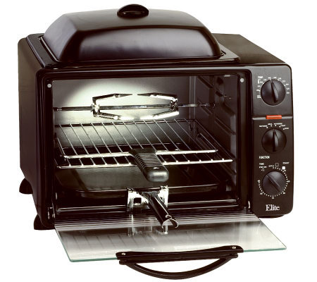 Elite Platinum 0.8 Cu. Ft. Multifunction Toaster Oven