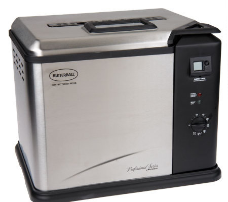 Butterball Indoor XL Electric Turkey Fryer by Masterbuilt