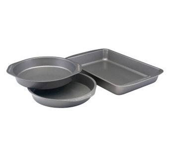 Farberware 3-Piece Bakeware Set - K298717