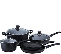 Scanpan 8-Piece Classic Cookware Set - K306717