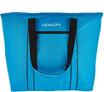 Lock & Lock Large Insulated Cooler Bag - K43917