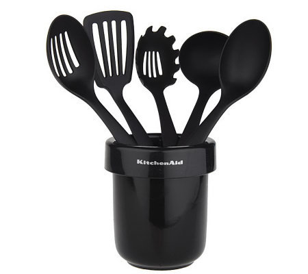 Kitchenaid 6 piece crock tool set page 1 for Kitchenaid 6 set