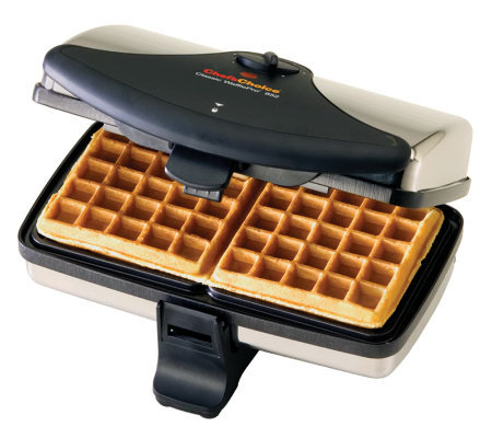 Chef's Choice Classic WafflePro 852 2-Square Waffle Maker