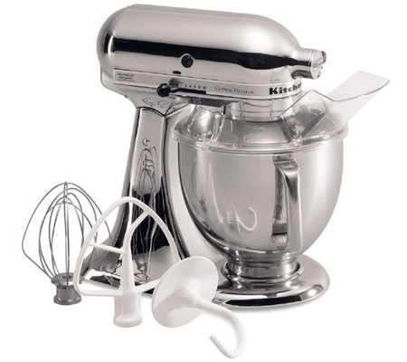 KitchenAid 5-qt Metallic Series Stand Mixer