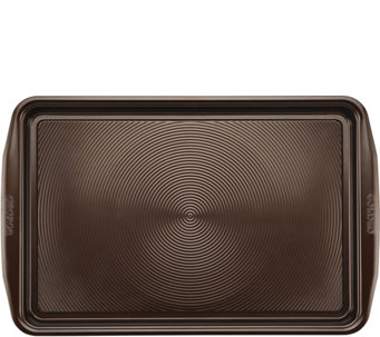 "Circulon Symmetry Chocolate Nonstick 11"" x 17""Cookie Pan - K305918"