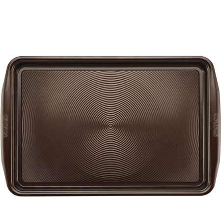 "Circulon Chocolate Nonstick 11"" x 17"" Cookie Pan"