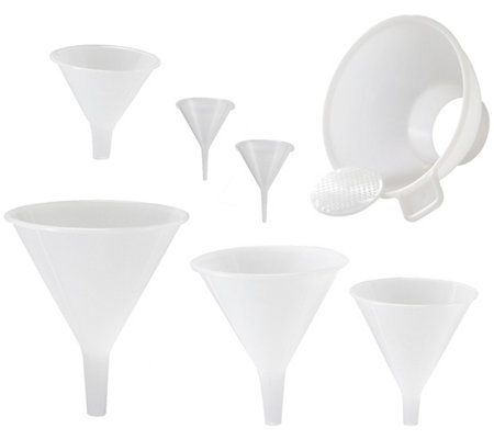 Gourmac Funnel Set with Canning Funnel