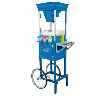 Nostalgia Electrics SCC-200 Old-Fashioned SnowCone Cart
