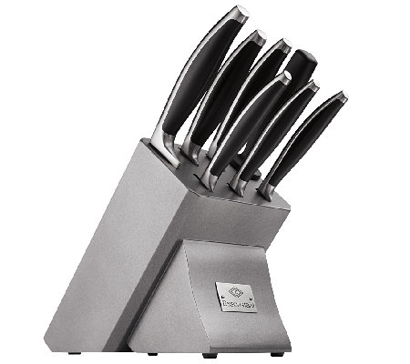 Hampton Forge Signature Contempo 8 Pc Knife Block Set