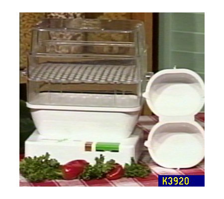 Richard Simmons Multiple Food Steamer
