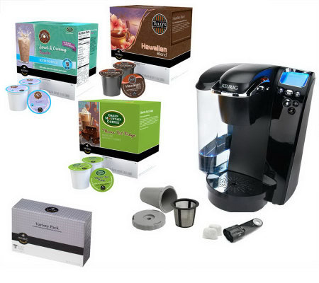 Keurig B79 Platinum Plus Coffee Maker w/ 58 K-Cups & My K-Cup