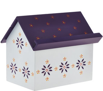 Temp-tations Recipe Box with 50 Lined Recipe Cards - K42120