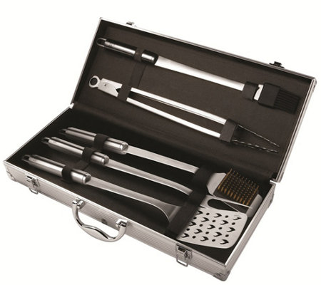 Kuhn Rikon Five-Piece Barbecue Stainless SteelSet