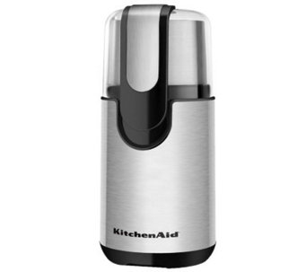 KitchenAid BCG1110B  Blade Coffee Grinder- Black - K132022
