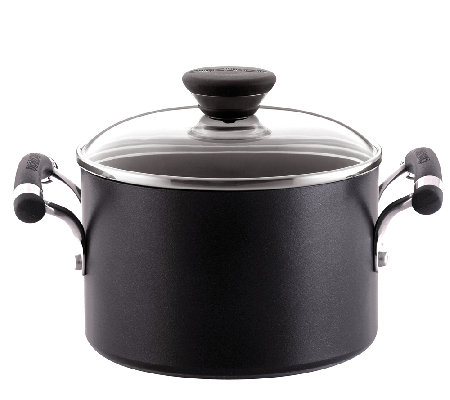 Circulon Acclaim 3-quart Covered Sauce Pot