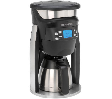 Behmor Brazen Plus Customizable Temperature Coffee Maker