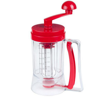 Chef Buddy 28-oz Batter Dispenser and Mixing System