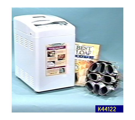 toastmaster bread and butter machine
