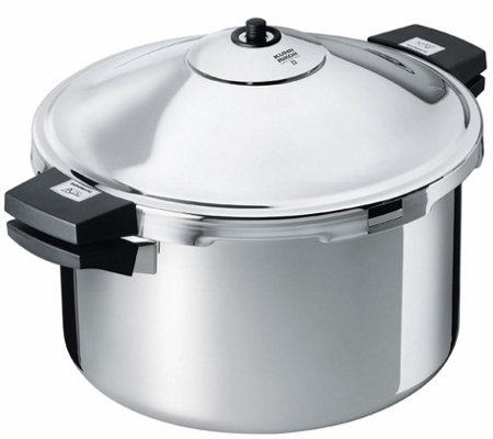 Kuhn Rikon Duromatic Family-Style 12-qt Pressure Cooker