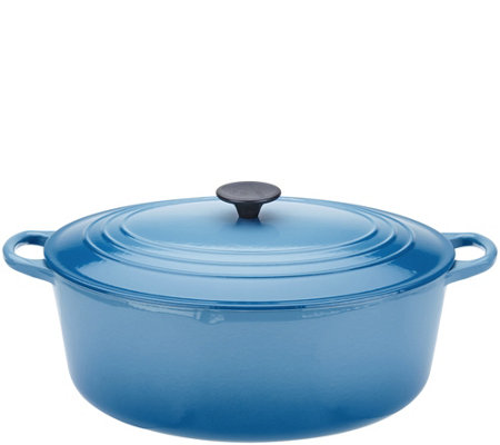Le Creuset Cast Iron 8 qt. Oval Dutch Oven