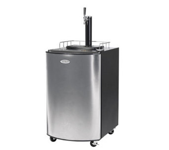 Nostalgia Electrics Stainless Steel Keg-O-Rator - K123924