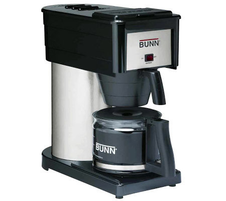 BUNN Velocity Brew High Altitude 10-Cup Home Brewer