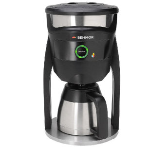 Behmor Brazen Connected 8-Cup Coffee Maker - K304624