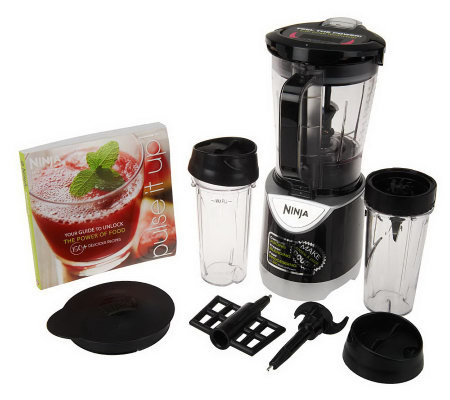 ninja kitchen system 40oz pulse blender w/ (2) 16 oz. cups - page