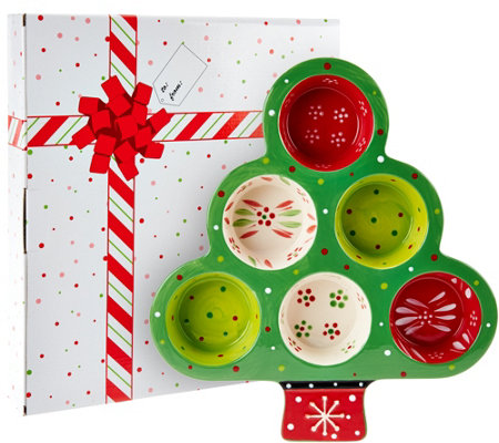 Temp-tations Tree Shaped Muffin Pan in Gift Box